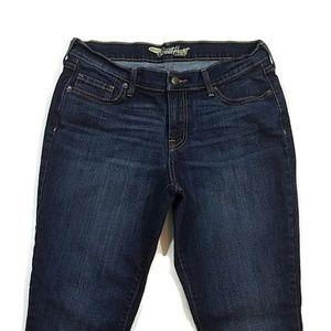 Old Navy Sweathear Blue Jeans